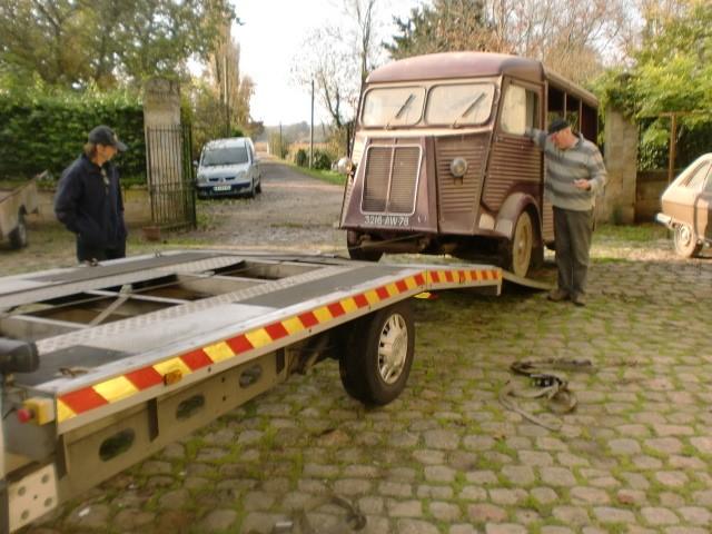Présentation : H 1953 ex véhicule de livraison interne puis corbillard H_195313