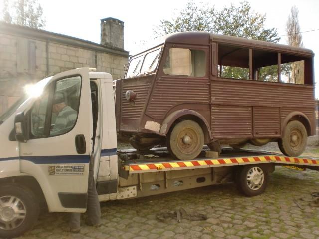 Présentation : H 1953 ex véhicule de livraison interne puis corbillard H_195315