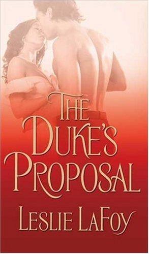 Les soeurs Turnbridge T3 : The Duke's proposal - Leslie LaFoy 18080811