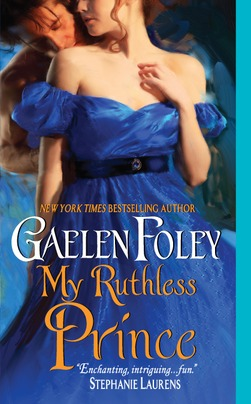L'Inferno Club - Tome 4 : My ruthless Prince - Gaelen Foley 27013710