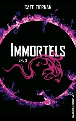 Immortels T2 : La traque - Kate Tiernan Immort10