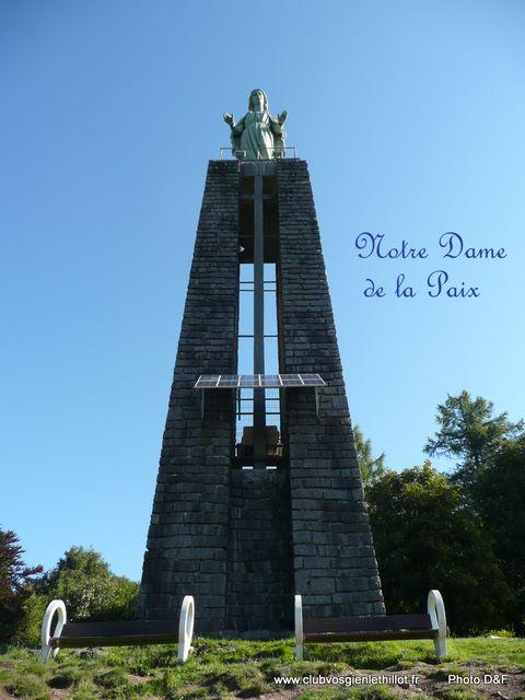 CORNIMONT  Notre Dame de la Paix Notre_10