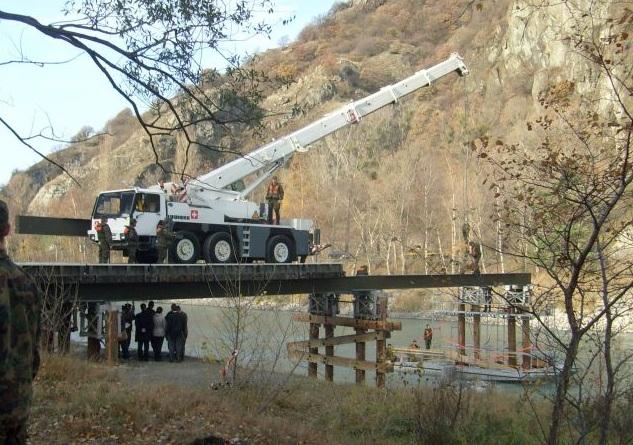 Les moyens et l'organisation du Génie Suisse Pont_p10
