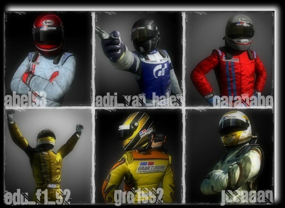 Campeonato Oficial Gran Turismo 5. Foro PS3.