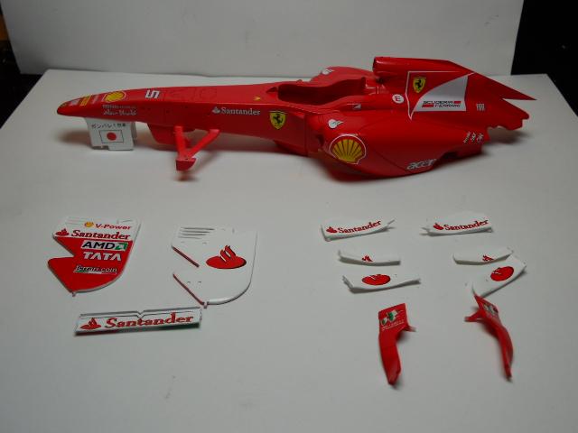 Ferrari f 150 F1 2011 00128