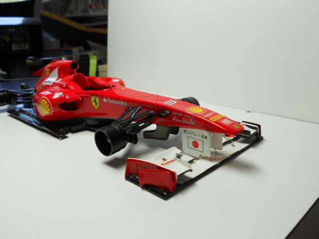 Ferrari f 150 F1 2011 00142