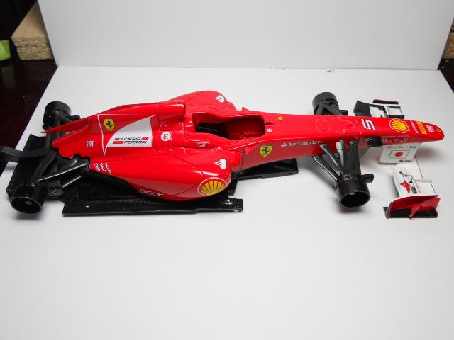 Ferrari f 150 F1 2011 00239