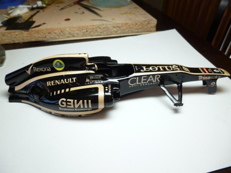 Lotus E20 2012 F1 00243