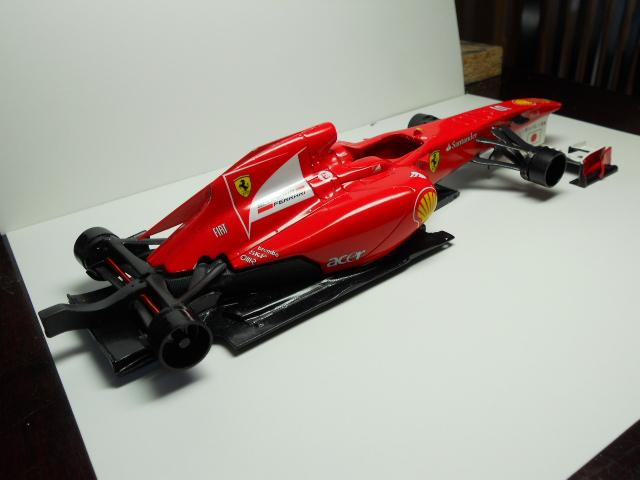 Ferrari f 150 F1 2011 00341