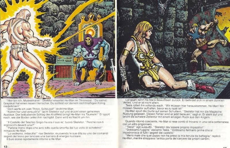 COMICS - Minicomics - King of Castle Greyskull 811