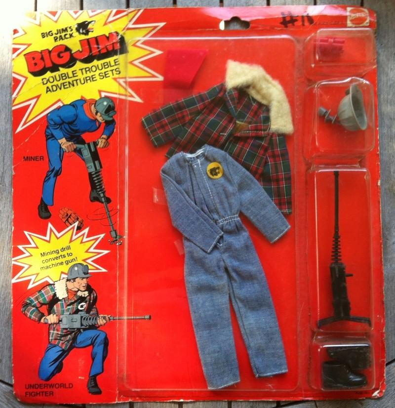 Big Jim's P.A.C.K. Double Trouble Adventure Sets Underworld Fighter No.9339 Img_2810