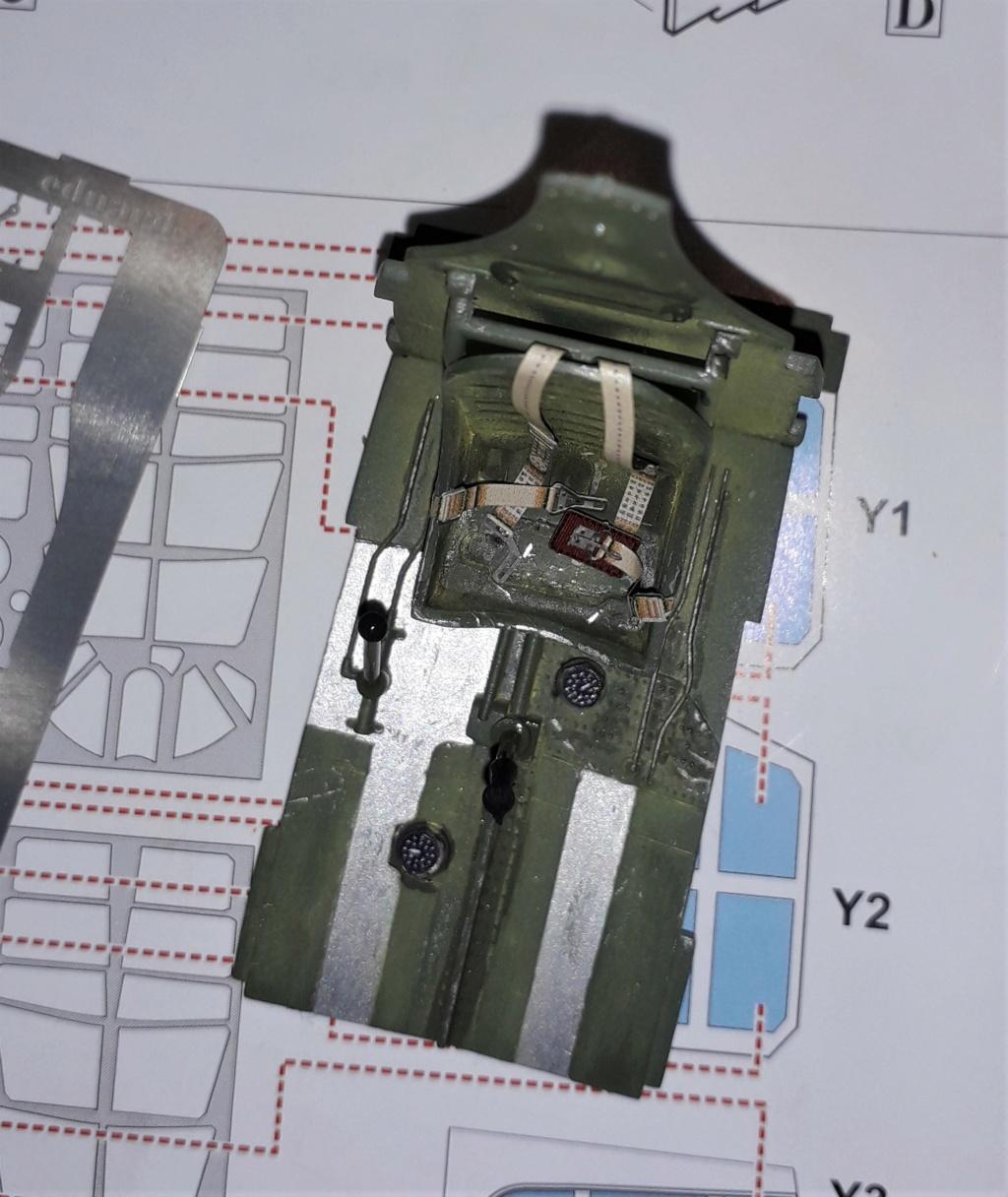 P 40 N Warhawk Eduard 1/32 20201017