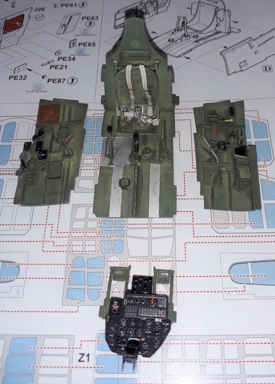 P 40 N Warhawk Eduard 1/32 20201019