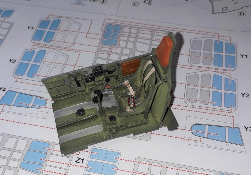 P 40 N Warhawk Eduard 1/32 20201020