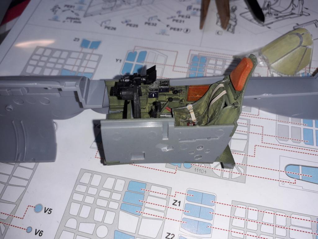P 40 N Warhawk Eduard 1/32 20201021