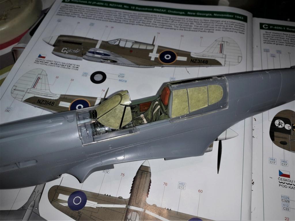 P 40 N Warhawk Eduard 1/32 - Page 2 20201034