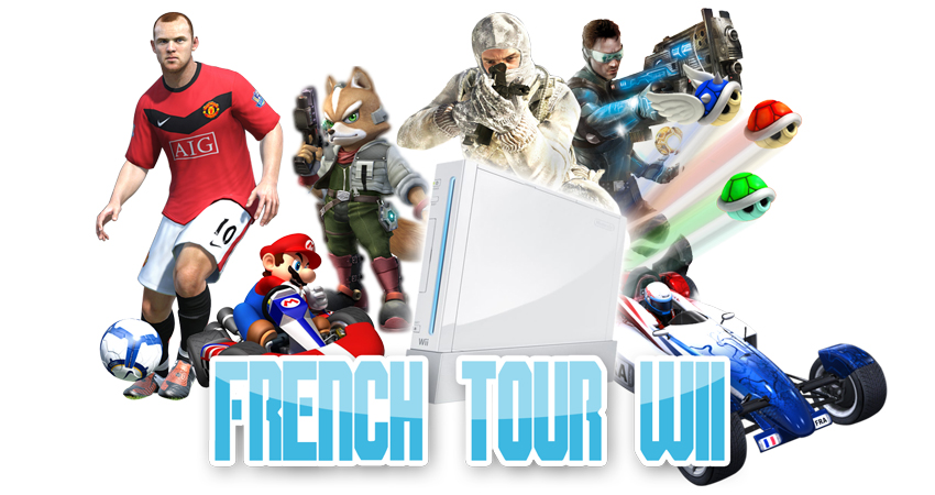 French Tour Wii