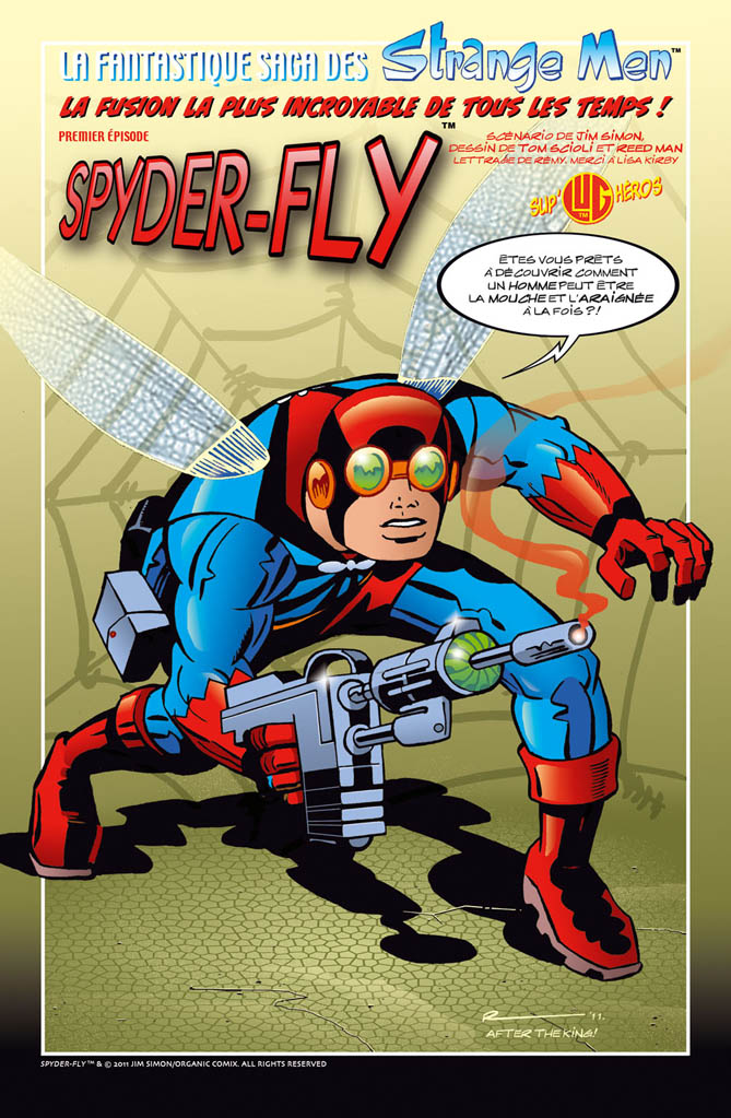 Strange (Organic comix) - Page 2 Spyder10