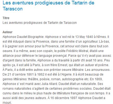 Créations de Provence Alphon11