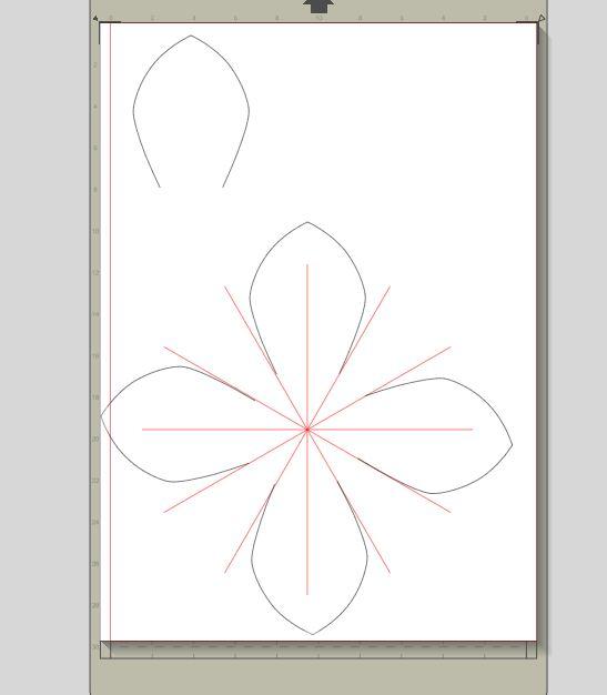 Tuto pour fleur F510