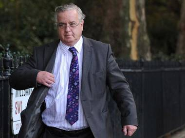 Investigation into ex-MP David Wilshire's expenses dropped  - Independant David-10