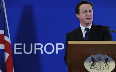 EU referendum: Cameron is determined to face down his backbenchers - The Daily Telegraph Refere10