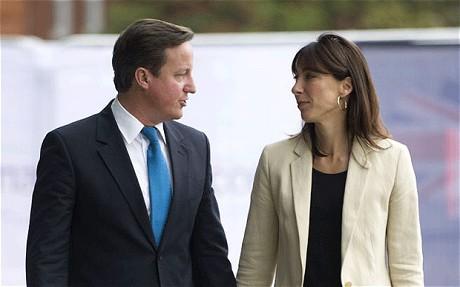 Cameron must reveal secrets of bathroom 'makeover' - Sunday Telegraph Sam_2010