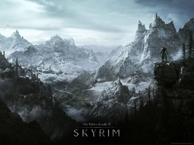 The elder scrolls V - BLABLA sur l'univers de Skyrim 04719610