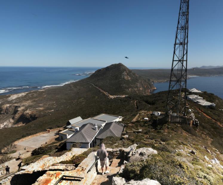 Objet volant intriguant - Afrique du Sud 213