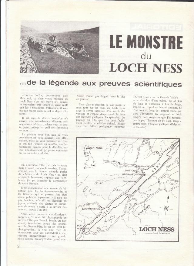 Loch Ness - De la légende aux preuves scientifiques Image010