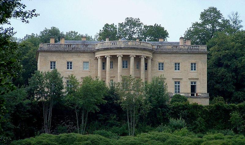 La Villa Masséna à Nice, le style Empire sur la côte d'Azur. 800px-10