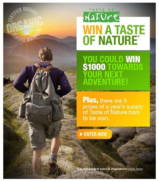 Taste of Nature  *Canada only* Taste_10