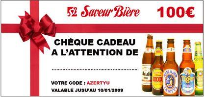 Bonne Samedi Cheque10