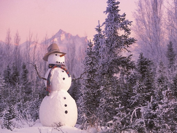 Bonne Samedi Snowma10
