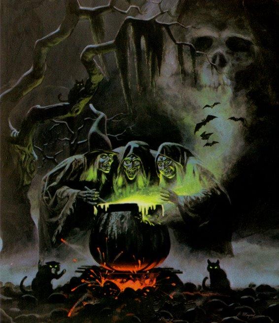 Bon Mercredi Halloween Witche10