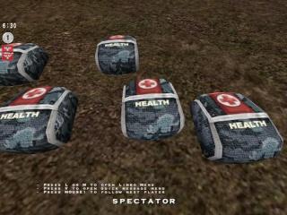 ammo and health skin Pack0410