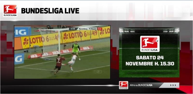 Bundesliga diretta! Cattur11