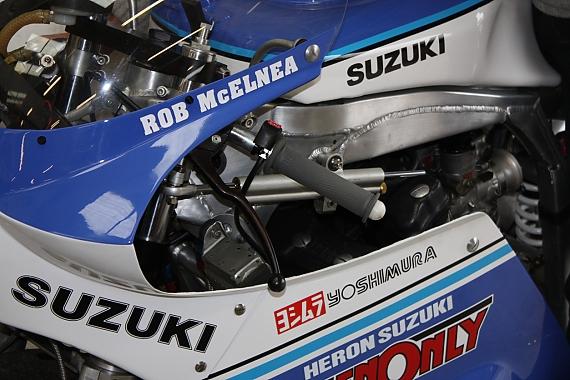 SUZUKI XR 41 Mcelne10