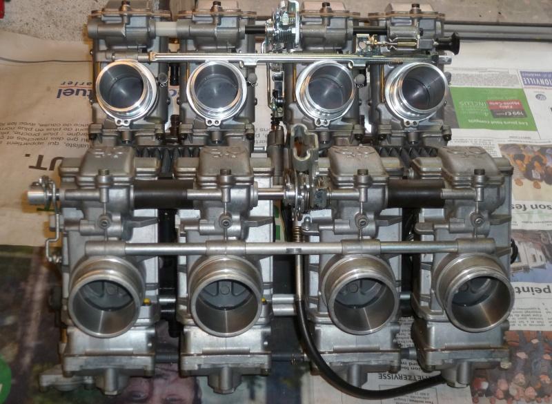 Mikuni vs Keihin P1000749