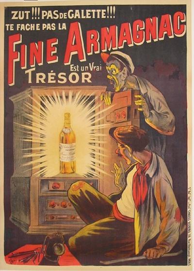 Les affiches du temps passé quand la pub s'appelait réclame .. - Page 40 Aff_ar10