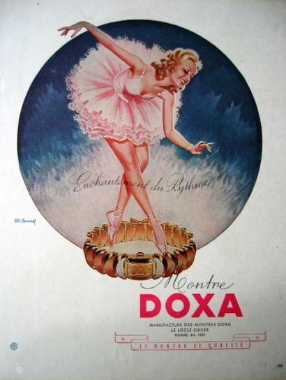 Les affiches du temps passé quand la pub s'appelait réclame .. - Page 40 Aff_bo10