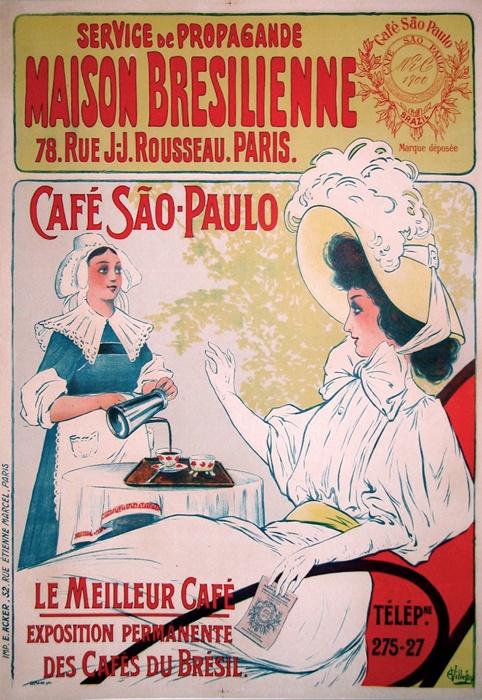Les affiches du temps passé quand la pub s'appelait réclame .. - Page 40 Aff_ca10
