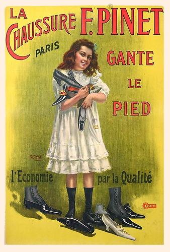 Les affiches du temps passé quand la pub s'appelait réclame .. - Page 40 Aff_ch10