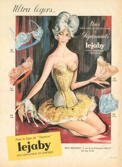Les affiches du temps passé quand la pub s'appelait réclame .. Aff_le10