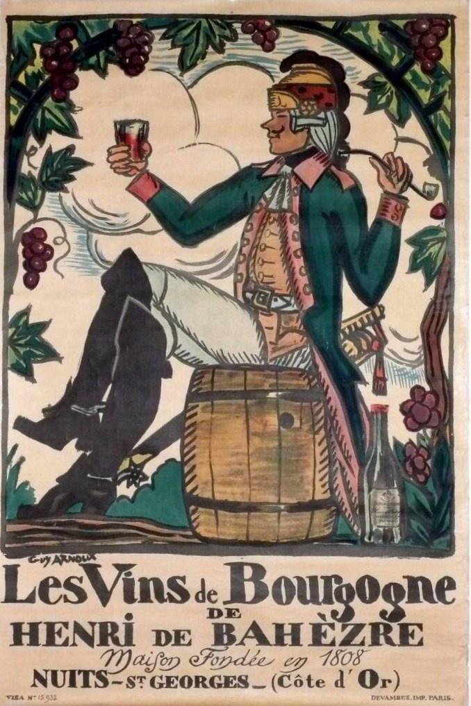 Les affiches du temps passé quand la pub s'appelait réclame .. - Page 40 Aff_vi10