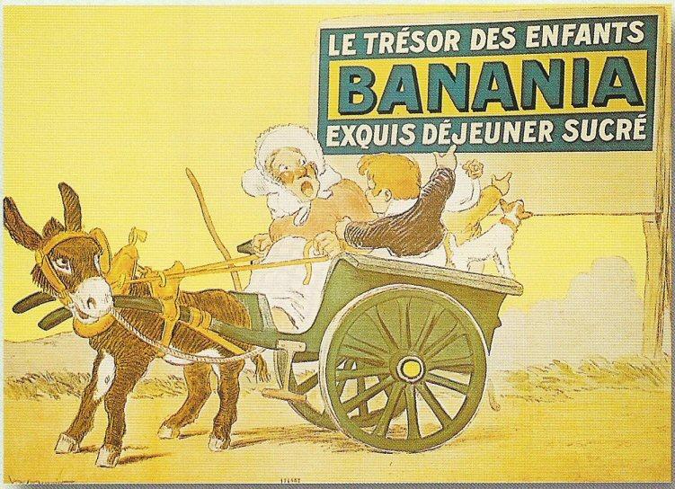 Les affiches du temps passé quand la pub s'appelait réclame .. - Page 20 Affich85