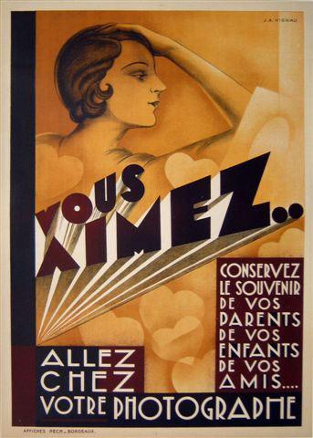 Les affiches du temps passé quand la pub s'appelait réclame .. - Page 6 Allez_10