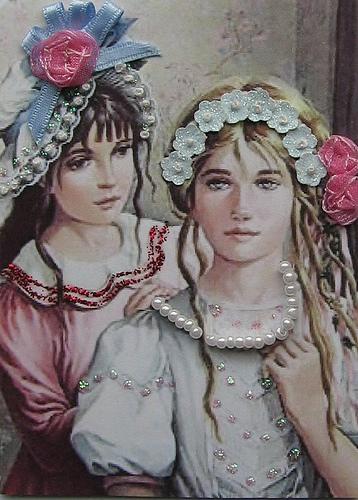 La  FEMME  dans  l' ART - Page 20 Banist10