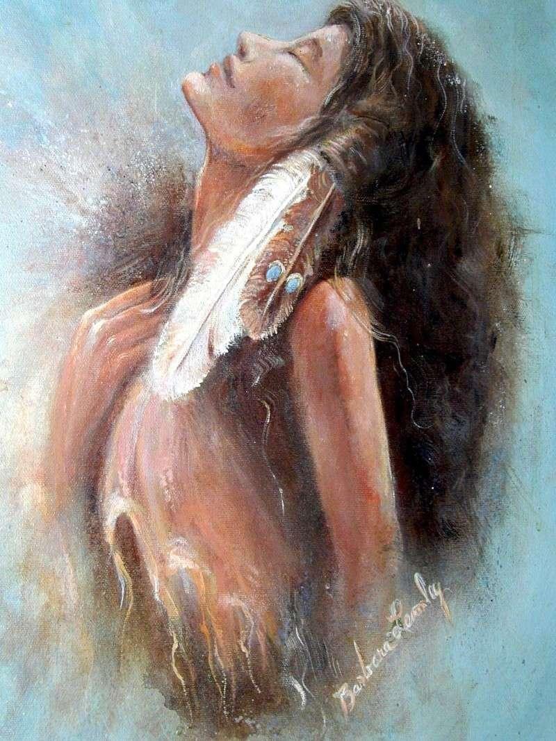 La  FEMME  dans  l' ART - Page 20 Barbar10