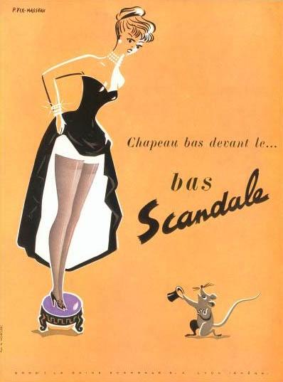 Les affiches du temps passé quand la pub s'appelait réclame .. - Page 37 Bas_sc10